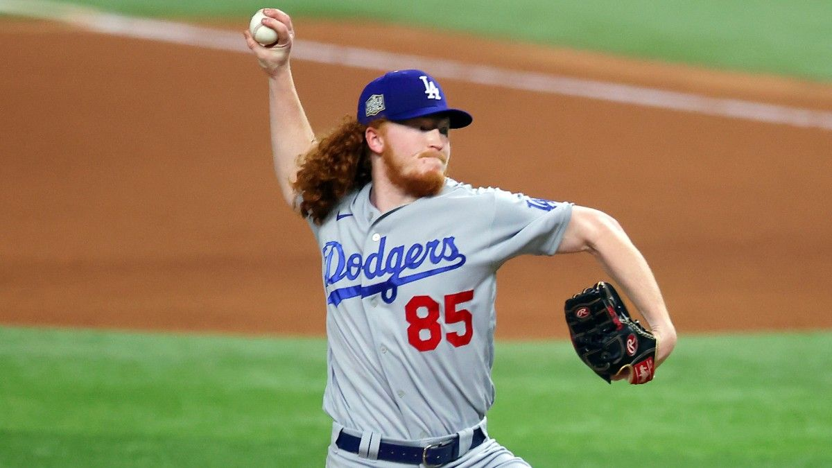 Dodgers vs. Athletics MLB Odds & Picks: Is There Value With Los Angeles Starting Dustin May? (Monday, April 5) article feature image