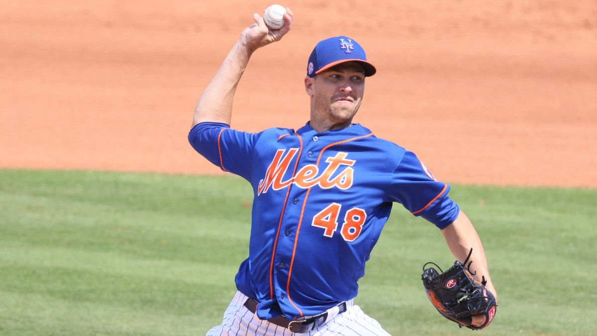 Mets vs. Phillies Odds & Picks: The Case For Betting Monday's Over article feature image