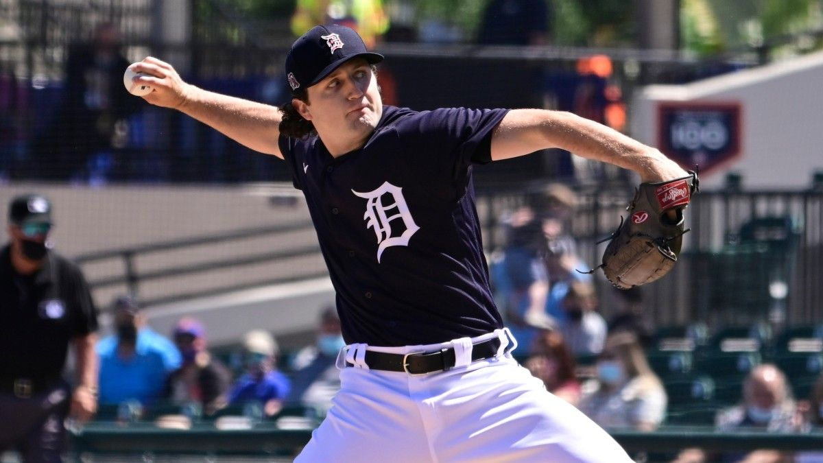 Tigers vs. Athletics MLB Odds & Picks: Bet Oakland to Down Detroit on Saturday (April 17) article feature image