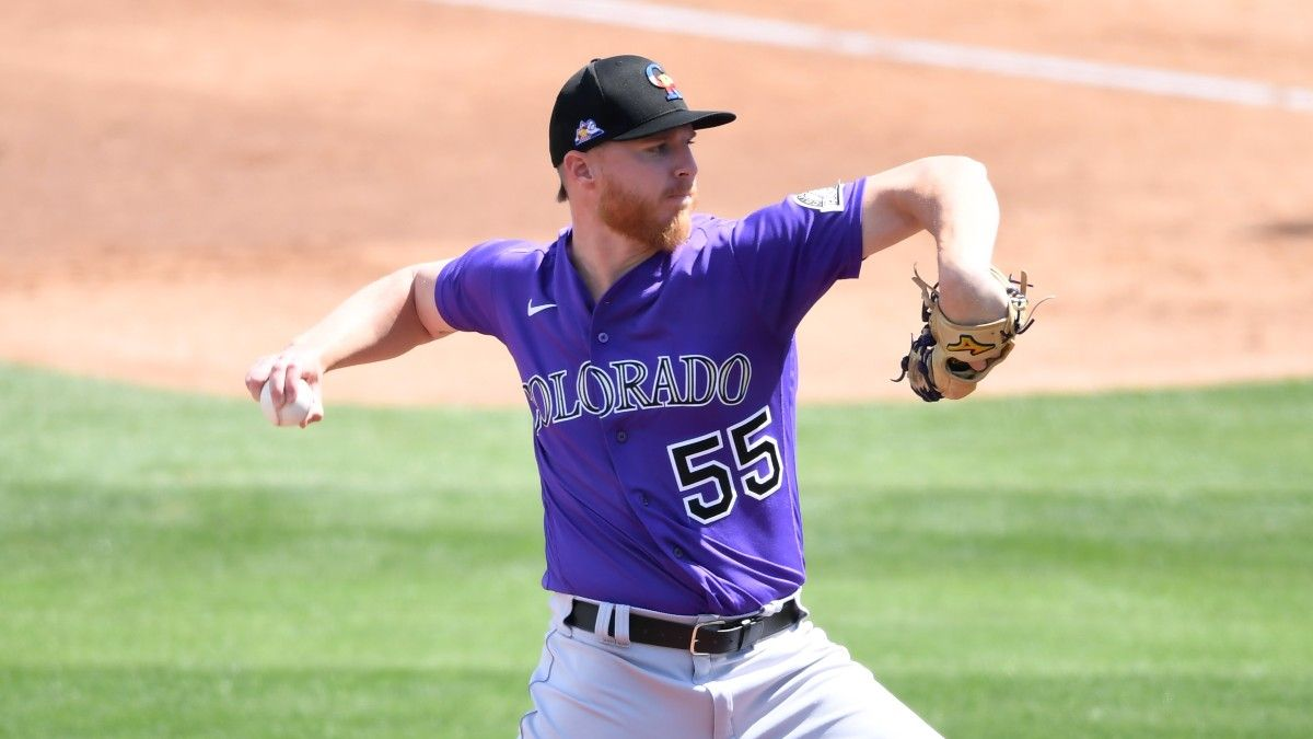 Sunday MLB Odds, Picks, Predictions for Phillies vs. Rockies: Why Colorado Has Value at Coors Field (April 25) article feature image