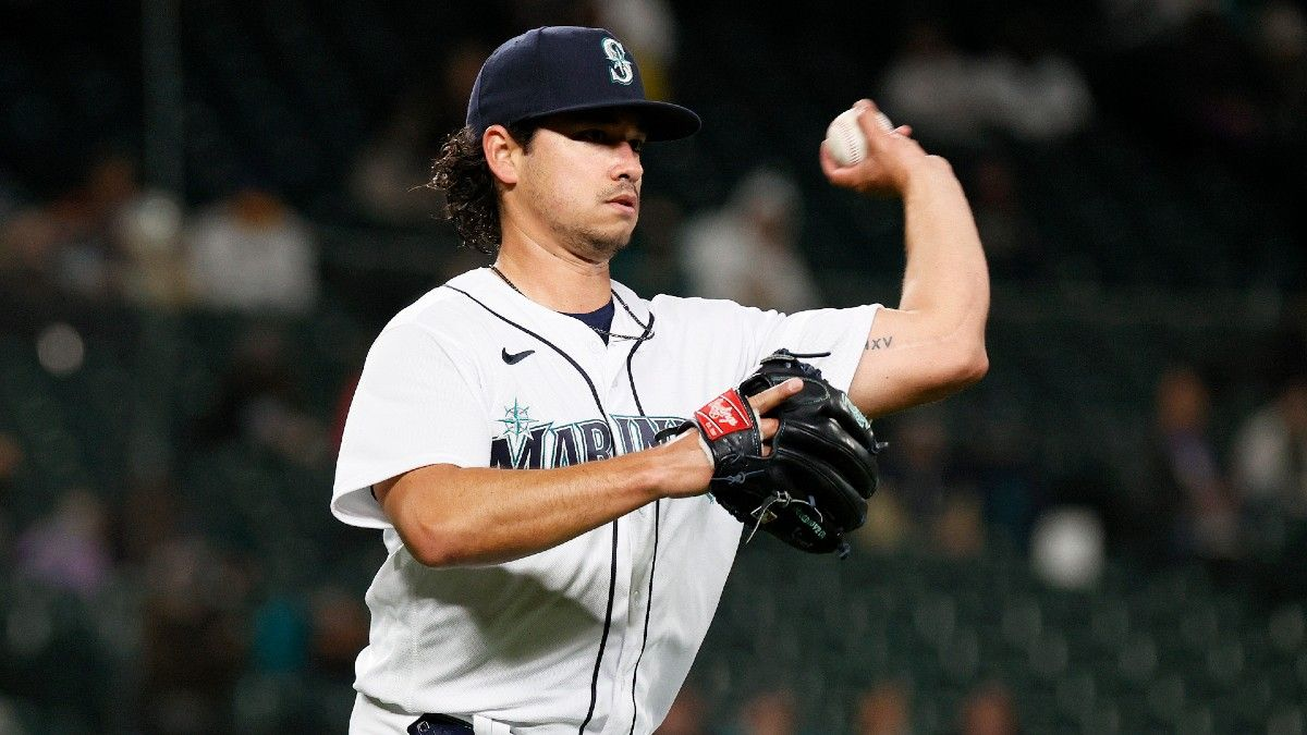MLB Player Prop Bets & Picks: Buying Marco Gonzales & Fading Lance Lynn (Thursday, April 8) article feature image