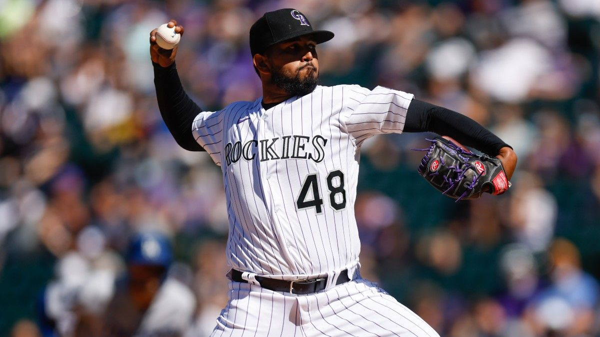 Sunday MLB Betting Odds & Picks for Rockies vs. Giants: Back the Under With Marquez Away From Coors (Sunday, April 11) article feature image