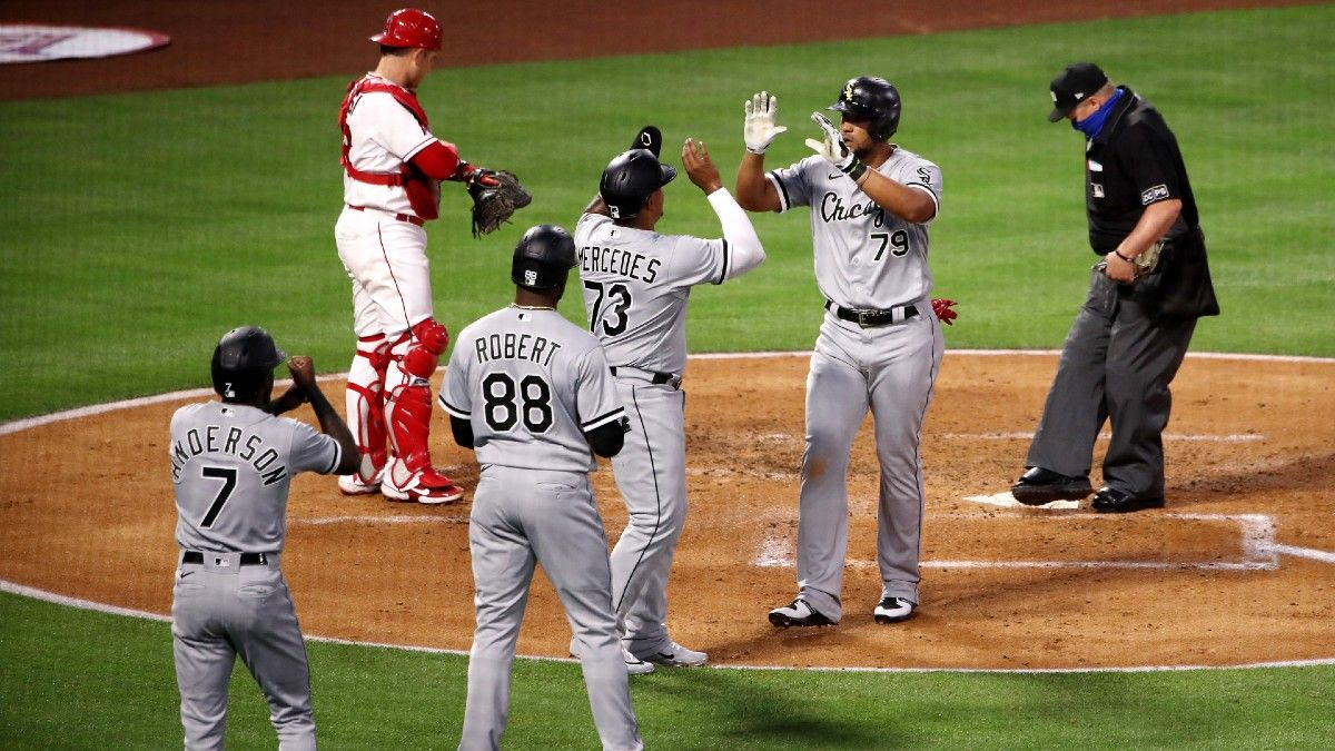 MLB Odds & Picks: 3 Best Bets for Rays vs. Marlins & White Sox vs. Angels (Saturday, April 3) article feature image