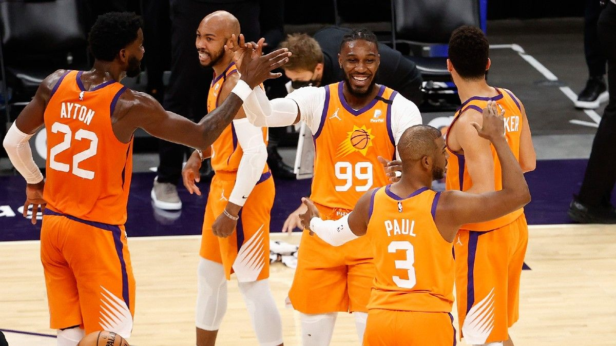 Jazz vs. Suns NBA Odds & Picks: Phoenix Has Value to Pull Upset (Wednesday, April 7) article feature image