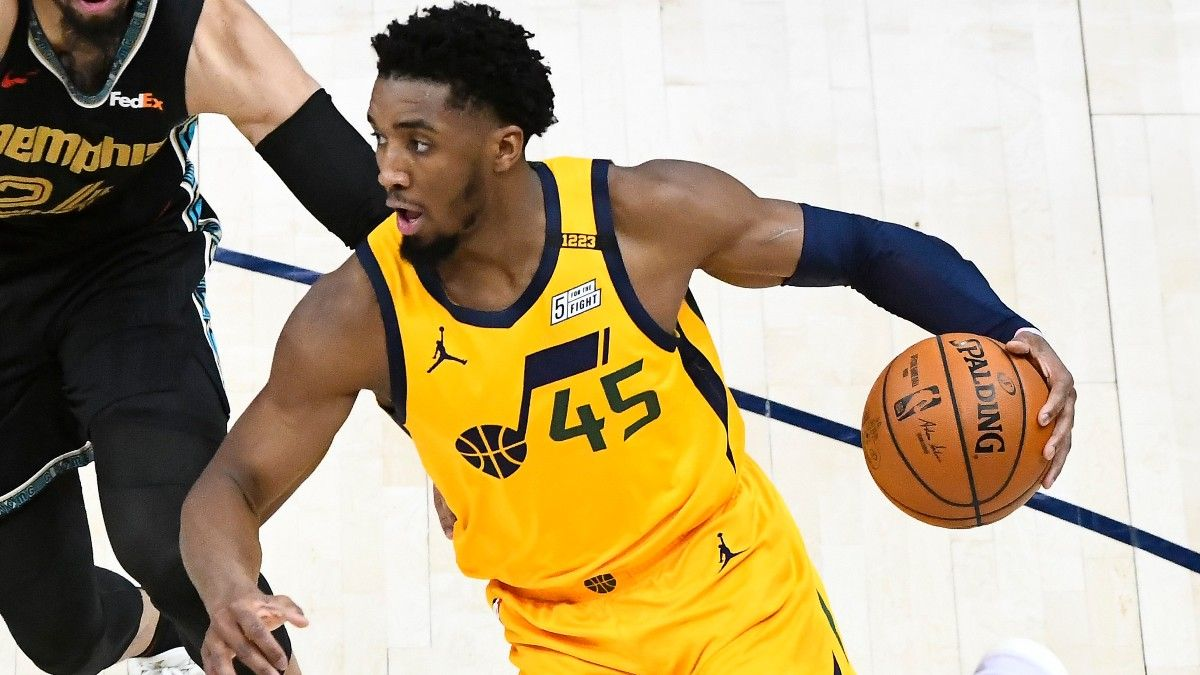 Jazz vs. Mavericks NBA Odds & Picks: Utah Will Continue to be a Juggernaut Against the Spread (April 5) article feature image