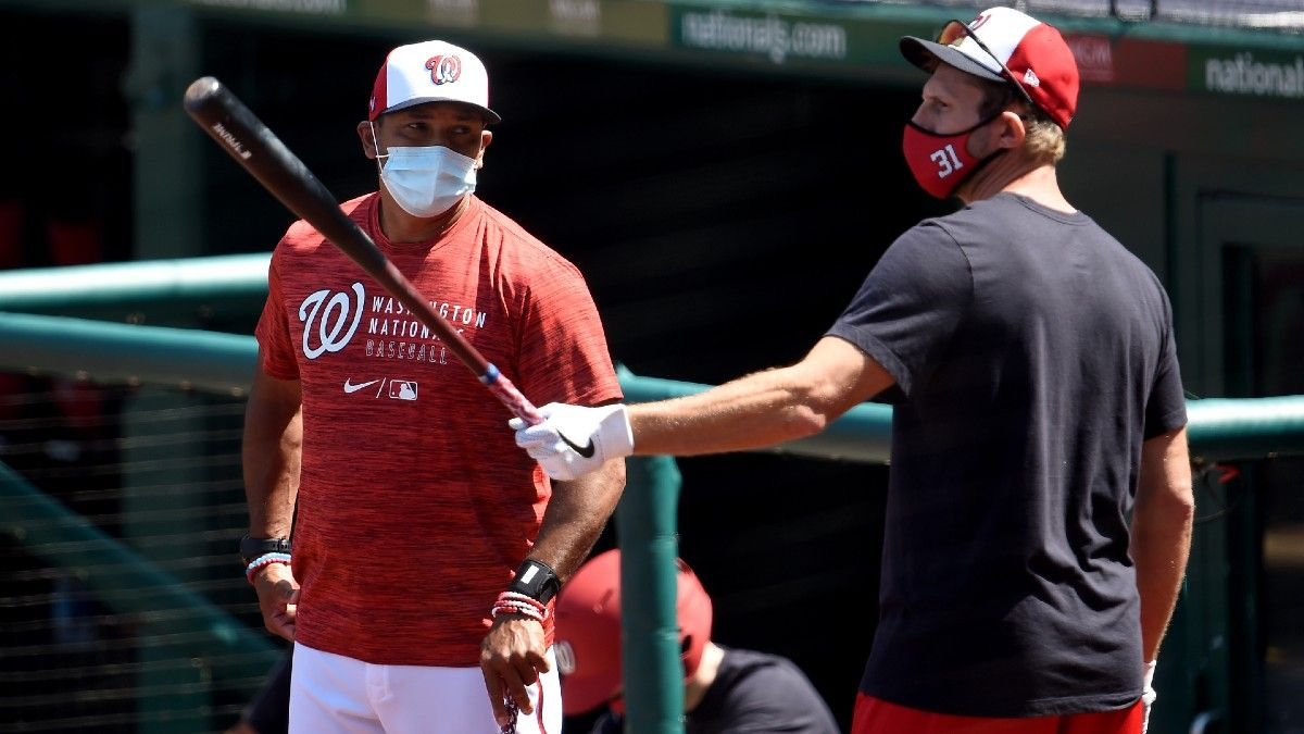 Nationals vs. Braves Odds & Picks: How To Bet Washington's Delayed Season Opener article feature image
