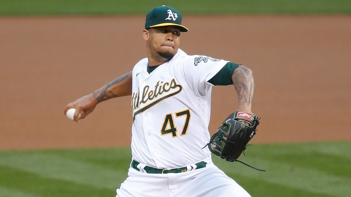 MLB Odds & Picks for Athletics vs. Astros: Wait for the Right Number to Bet Oakland (Saturday, April 10) article feature image