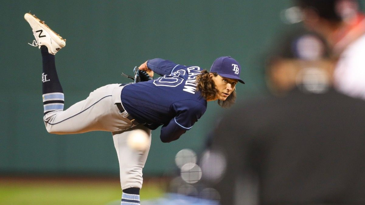 Monday MLB Pitcher Props: Betting Unders on a Pair of Aces (April 12) article feature image
