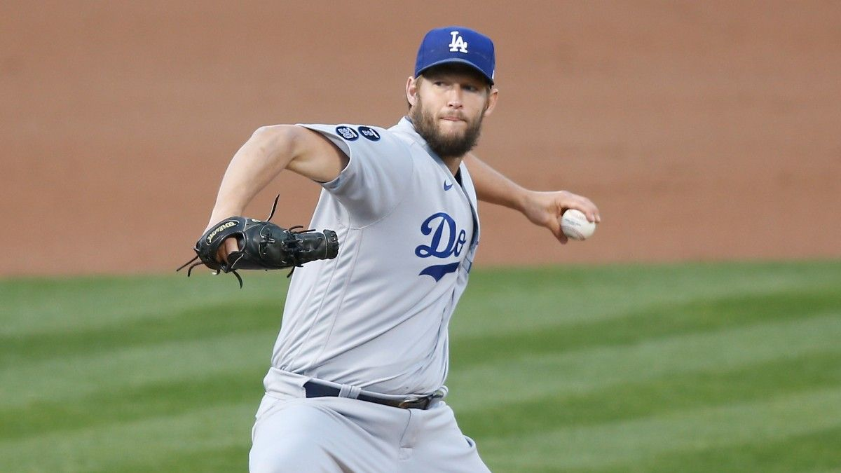 Dodgers vs. Padres MLB Odds & Picks: How To Bet Clayton Kershaw vs. Yu Darvish (Saturday, April 17) article feature image