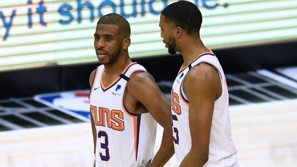 NBA Odds & Picks for Wizards vs. Suns: Phoenix Will Continue Dominance (April 10) article feature image