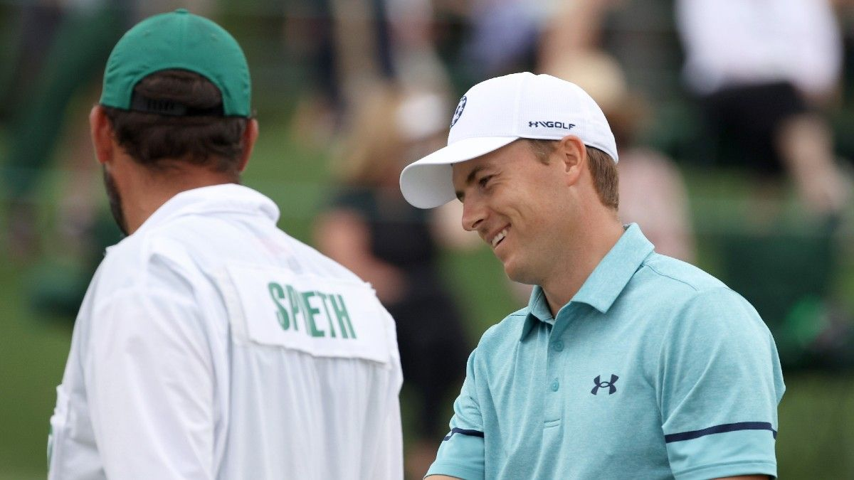 2021 Masters Best Bets, Picks For Round 3: Buy Jordan Spieth, Collin Morikawa on Moving Day article feature image
