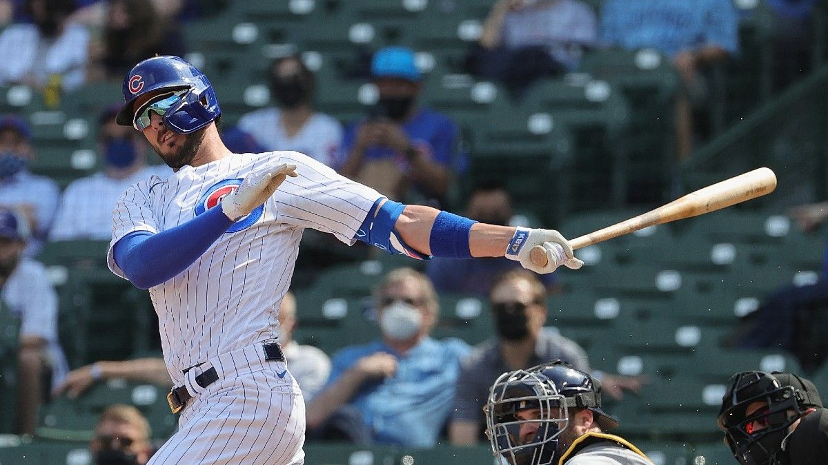 MLB Odds, Pick & Betting Preview for Cubs vs. Pirates: Fade Chicago's Bats Against Mitch Keller (Saturday, April 10) article feature image
