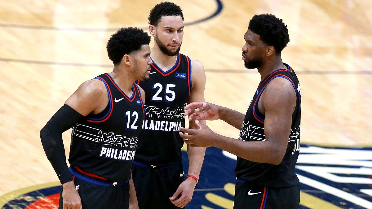 Wednesday NBA Betting Odds & Picks for Wizards vs. Sixers: PRO Systems Favors Red-Hot Harris & Philadelphia in Game 2 (May 26) article feature image
