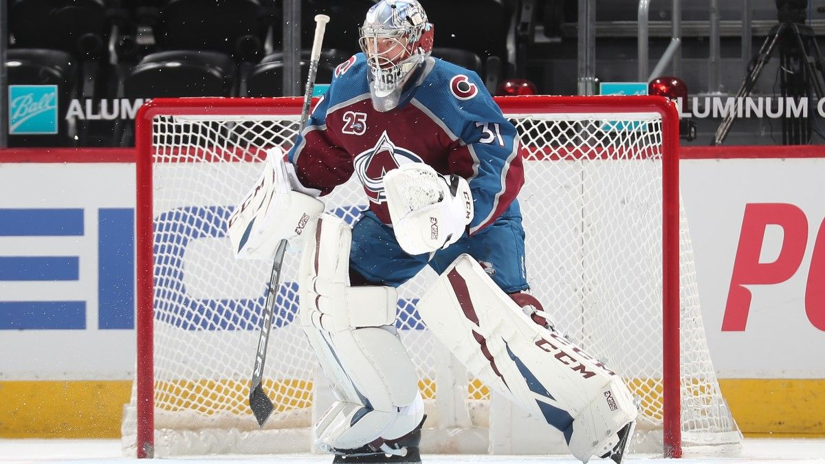 Avalanche vs. Sharks NHL Odds & Picks: How to Bet Colorado Against San Jose (April 30) article feature image