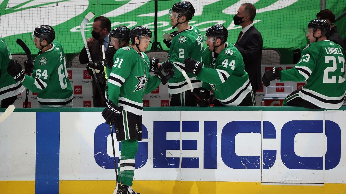 Blue Jackets vs. Stars NHL Odds & Pick: Back Dallas, the Superior Squad (Thursday, April 15) article feature image