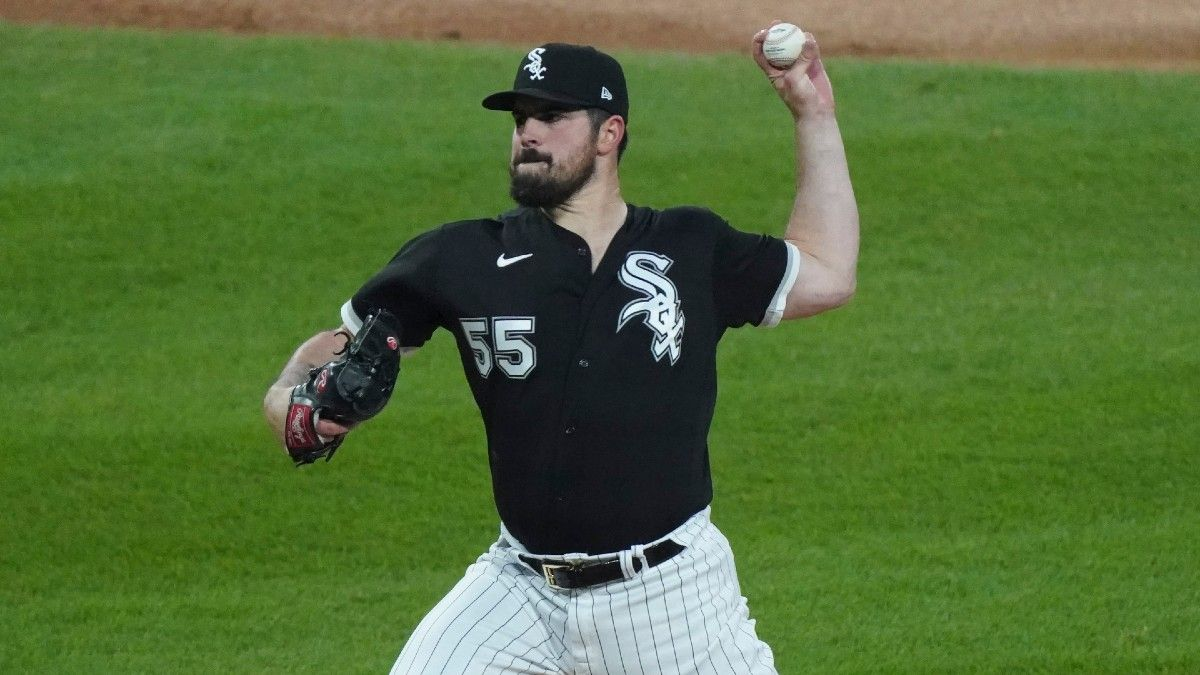 Carlos Rodón Throws No-Hitter as White Sox Beat Indians (April 14) article feature image
