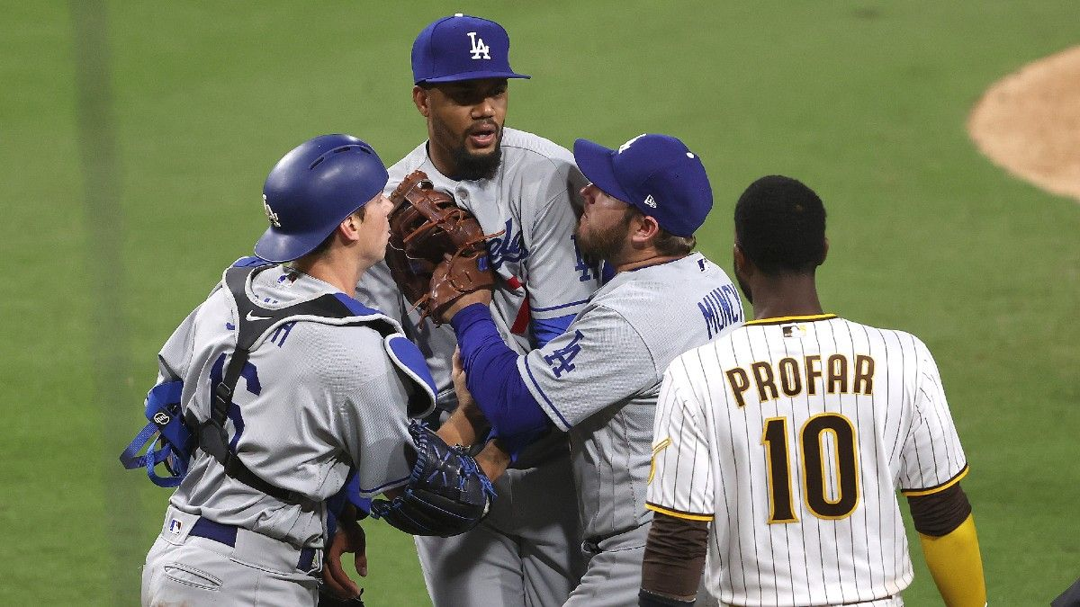 Thursday MLB Odds & Picks: 7 Bets For 8 Games, Including Padres vs. Dodgers article feature image