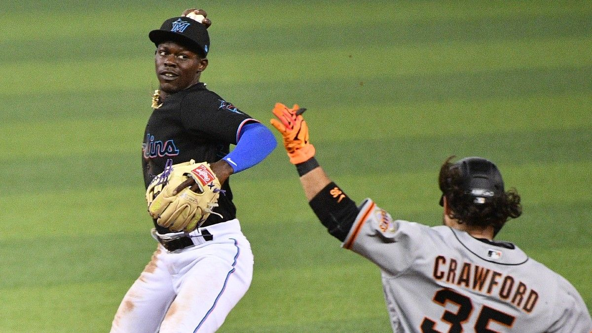 Marlins vs. Giants MLB Odds & Picks: Miami Has Value as Series Opens at Oracle Park (Thursday, April 22) article feature image