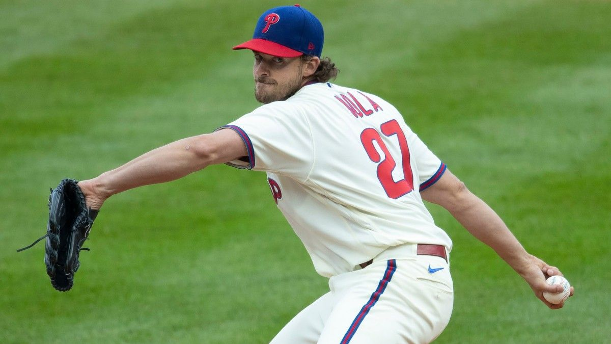 Phillies vs. Rockies MLB Odds & Picks: Back the Over Even With Aaron Nola (Saturday, April 24) article feature image