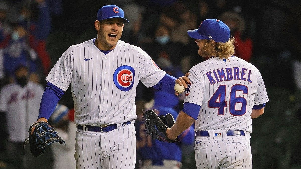Mets vs. Cubs MLB Odds & Picks: Why Underdog Chicago Has Value On Road (Thursday, April 22) article feature image