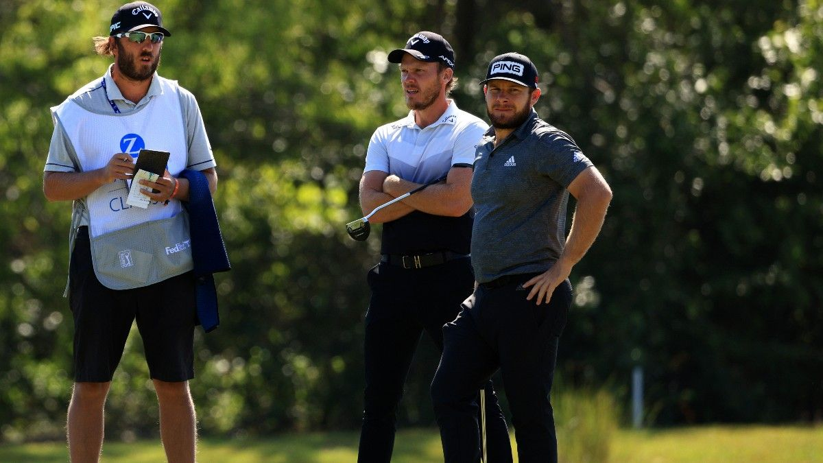 2021 Zurich Classic of New Orleans Round 2 Best Bets: Buy Tyrrell Hatton and Danny Willett article feature image