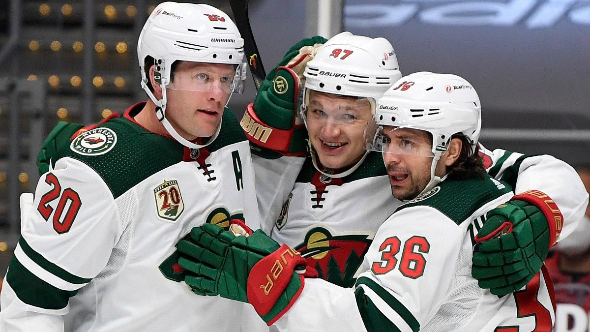 NHL Odds & Pick for Wild vs. Sharks: Back San Jose to Finally End Losing Streak (Saturday, April 24) article feature image