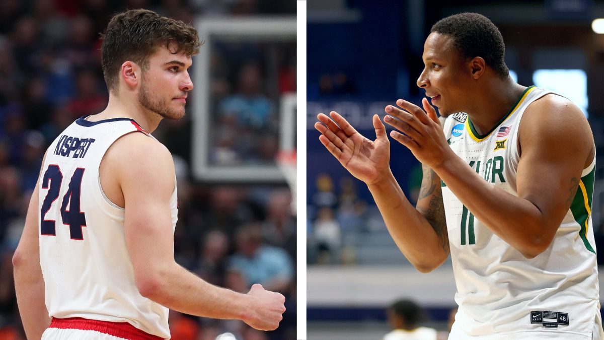 Gonzaga vs. Baylor: The Top 2 NCAA College Basketball Teams Reprise Their Canceled Regular Season Matchup in the NCAA National Championship Game article feature image