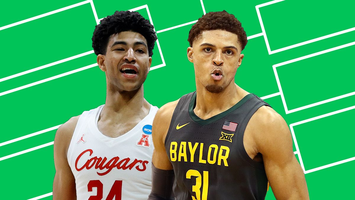 Houston vs. Baylor Odds & Pick: How to Bet Saturday's Marquee Final Four Matchup article feature image