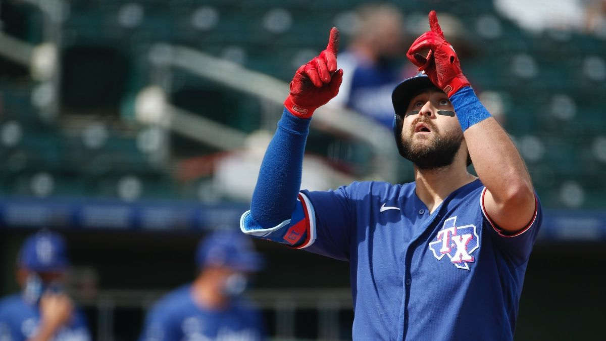 Rangers vs. Royals MLB Odds & Picks: Kansas City Overvalued For First Five Innings (Sunday, April 4) article feature image