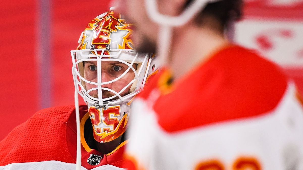 NHL Betting Odds & Pick for Flames vs. Oilers: Bet Rested Calgary Over Tired Edmonton (Thursday, April 29) article feature image
