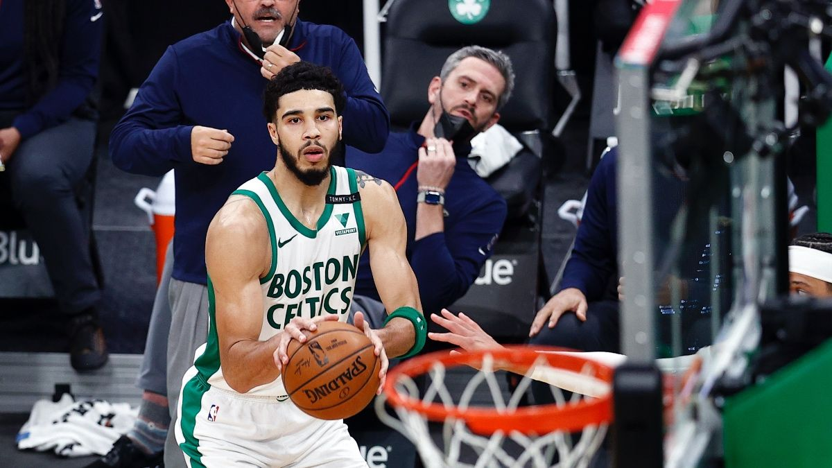Sunday's NBA Player Prop Bets, Picks & Predictions: Paul George, Jayson Tatum Tabbed Top Picks on Card (April 4) article feature image