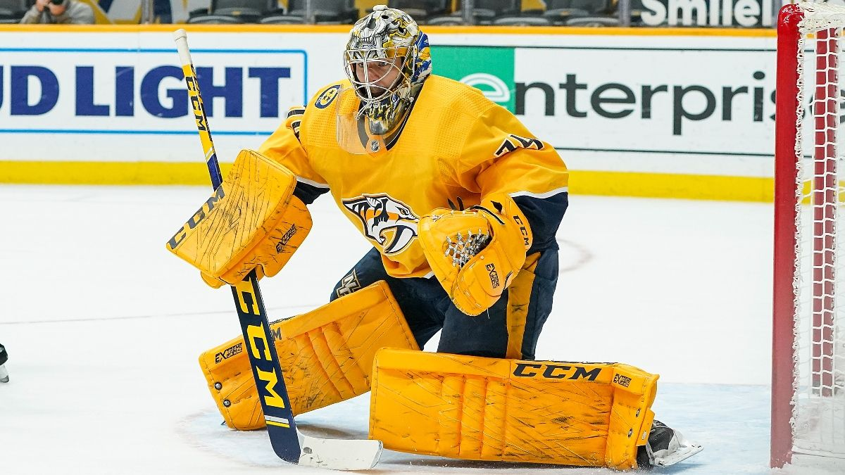 Panthers vs. Predators NHL Betting Odds & Pick: Nashville Needs Points in Central Division Race (Monday, April 26) article feature image