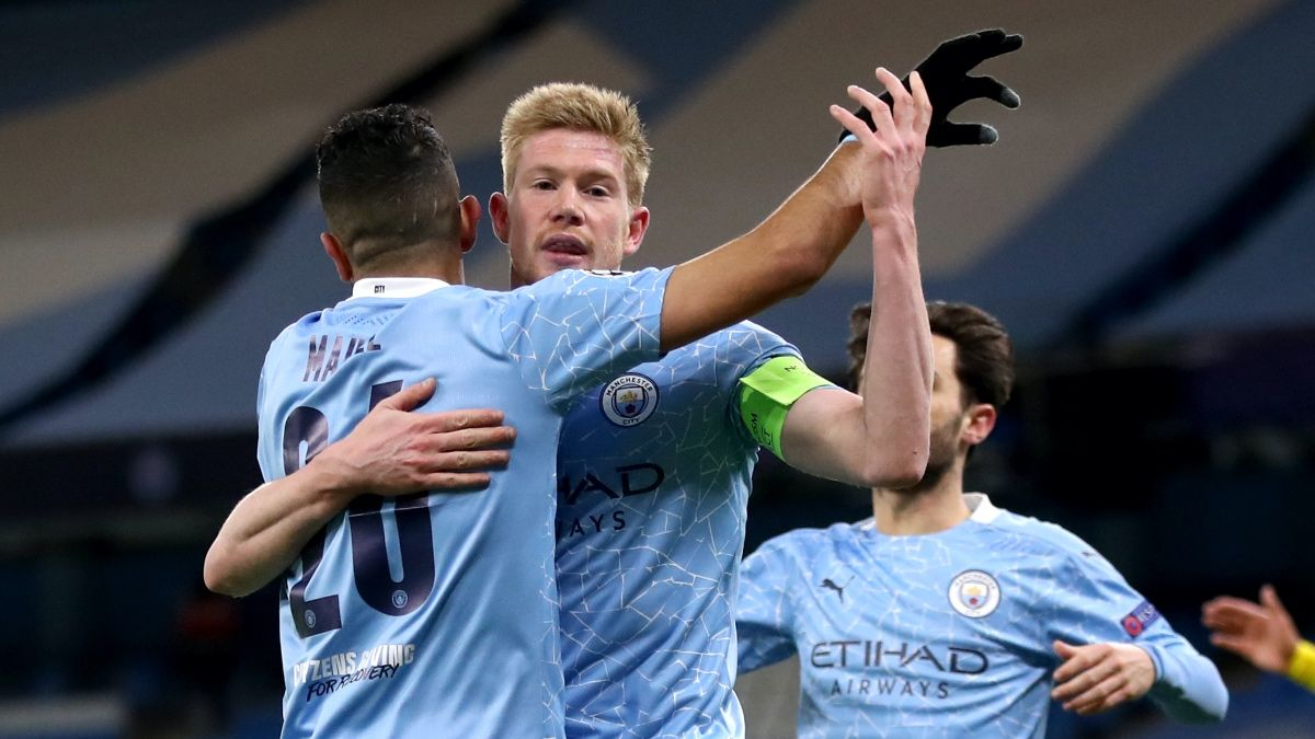 Champions League Betting Odds, Picks & Predictions: Borussia Dortmund vs. Manchester City, Liverpool vs. Real Madrid (Wednesday, April 14) article feature image