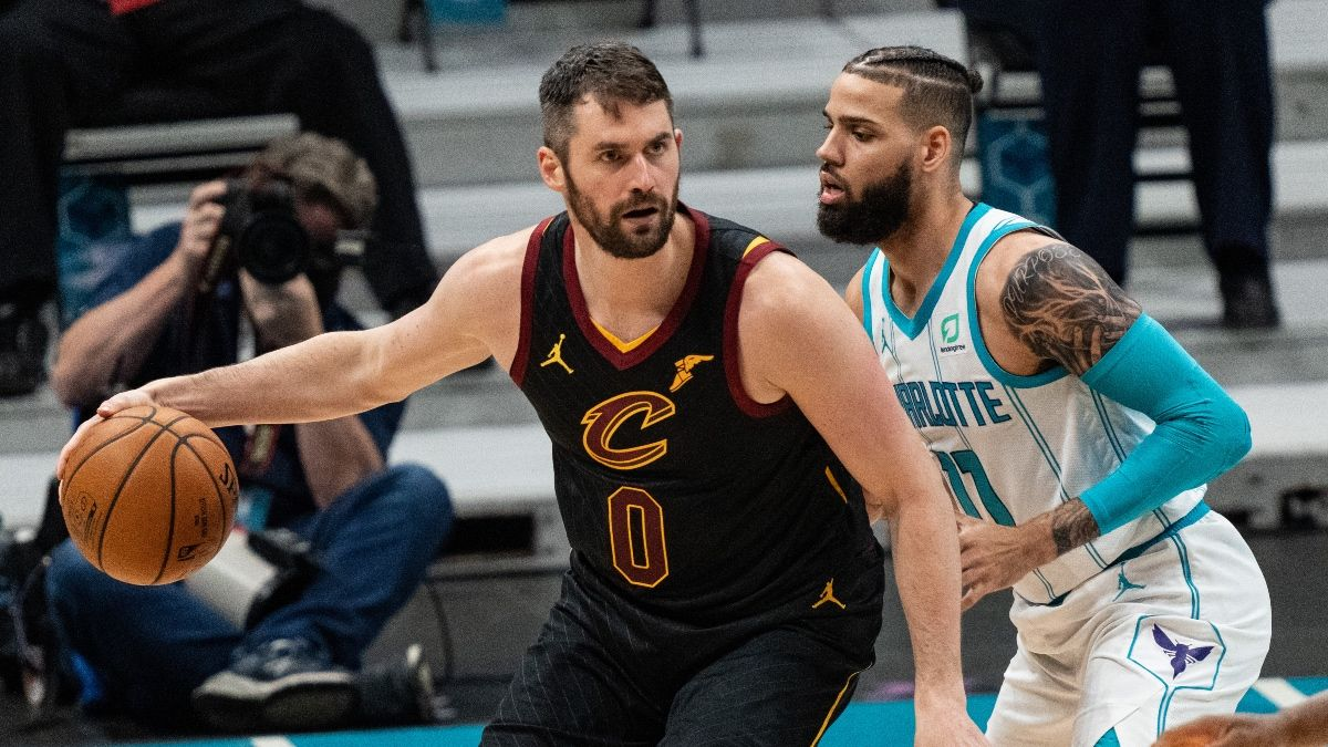 Thursday NBA Betting Odds & Picks: Best Bets for Bucks vs. Hawks, Warriors vs. Cavaliers (April 15) article feature image