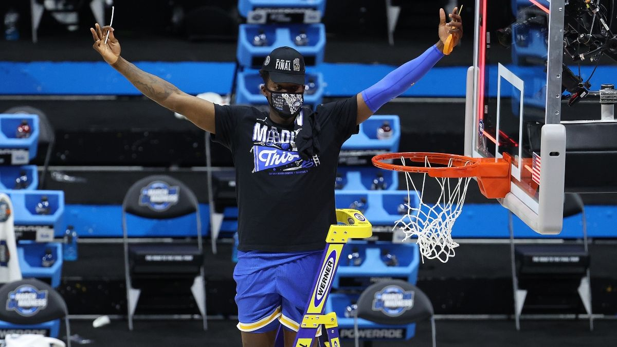 UCLA vs. Gonzaga Final Four Odds, Picks & Predictions: Sharp Money Buying Back Early Line Movement article feature image