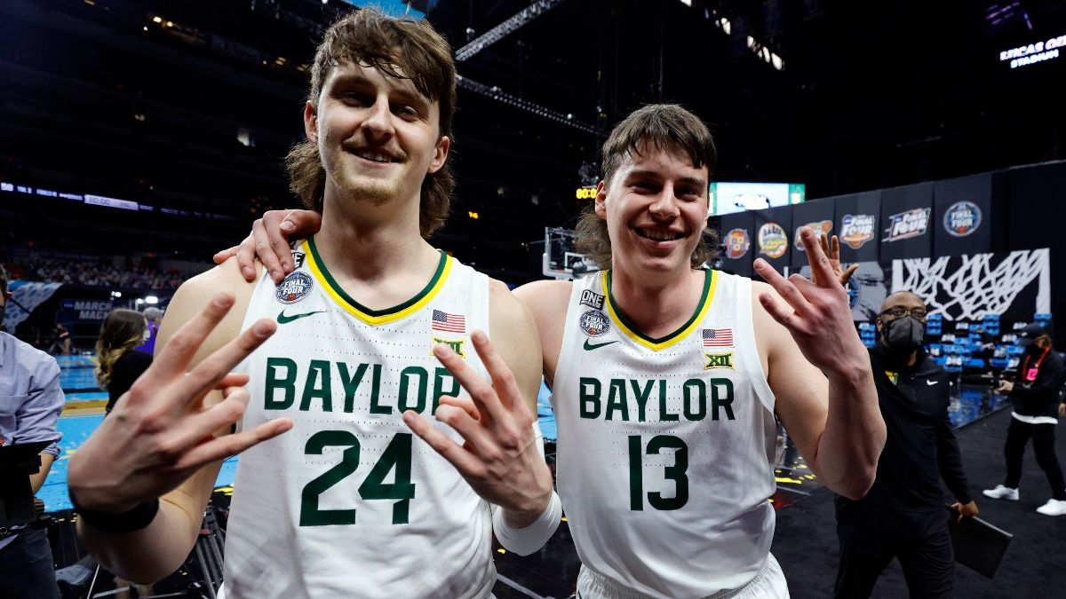 Gonzaga vs. Baylor Odds, Picks, Predictions: The 2021 NCAA Championship Point Spread Edge article feature image