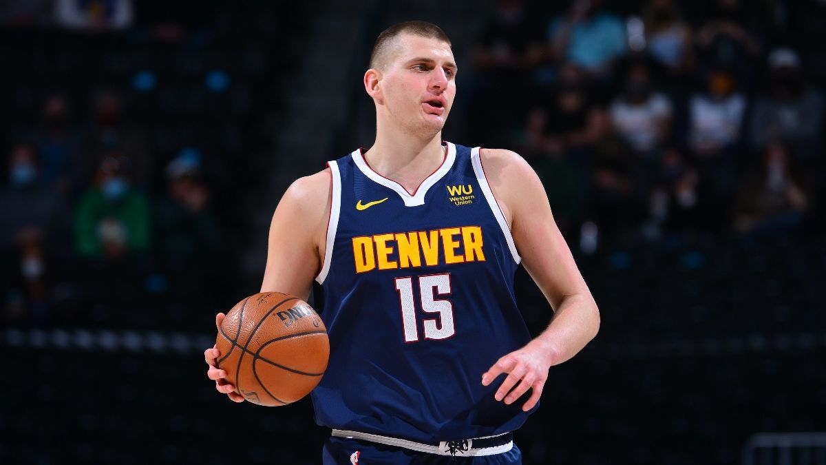 Wednesday's NBA Player Prop Bets & Picks: In Nuggets' First Game Without Jamal Murray, Fade Nikola Jokić (April 14) article feature image