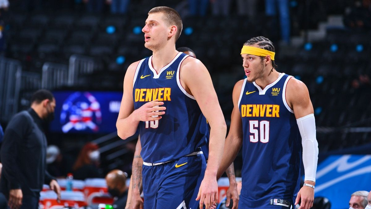 NBA Odds & Pick for Nuggets vs. Blazers: Be Contrarian in Crucial Game for Portland (Wednesday, April 21) article feature image