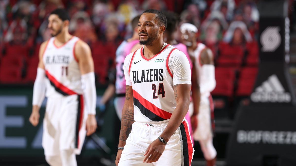 NBA Player Prop Bets & Picks: Norman Powell, Christian Wood Highlight Top Options (Sunday, April 18) article feature image