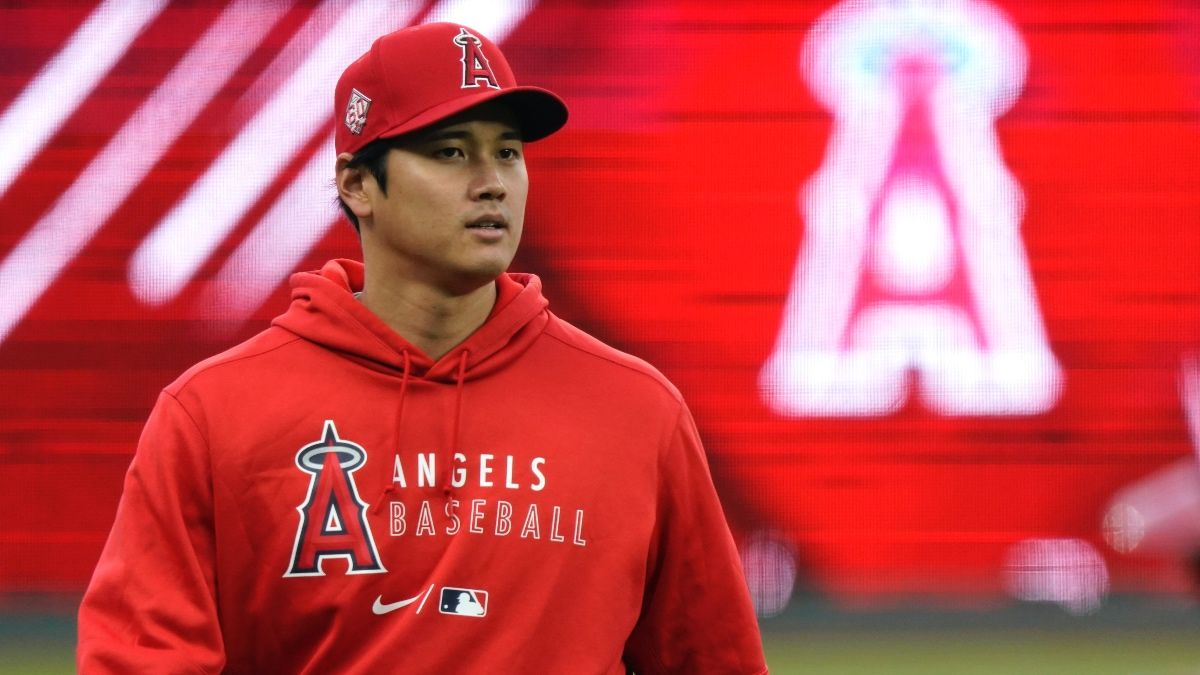Rangers vs. Angels MLB Odds & Picks: Bet Los Angeles to Dominate (April 20) article feature image