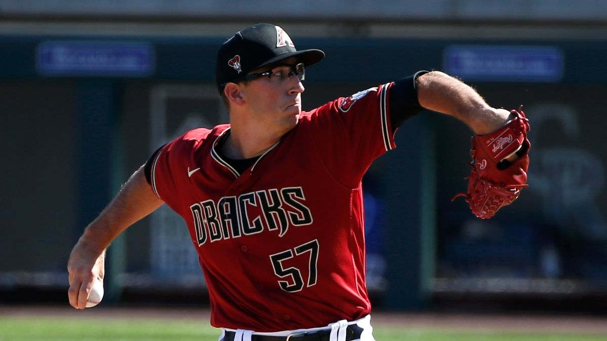 Friday MLB Odds, Picks, Predictions for Reds vs. Diamondbacks: How to Bet Arizona's Team Total (April 9) article feature image