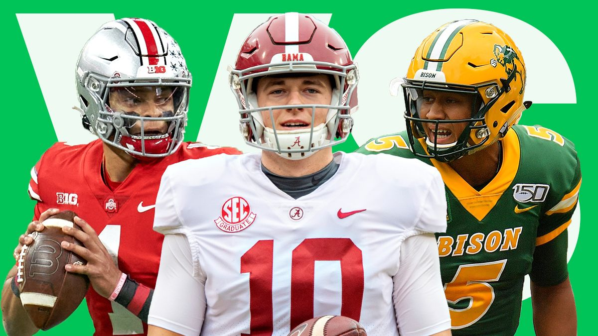 Who Should Be the No. 3 NFL Draft Pick? Debating Which QB the 49ers Should Take article feature image
