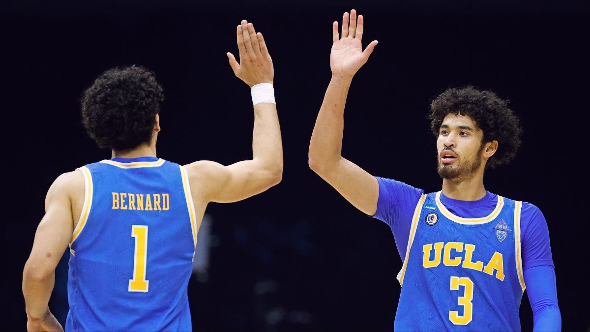 UCLA vs. Gonzaga: Expect Jules Bernard to Be the X-Factor In Final Four Matchup article feature image