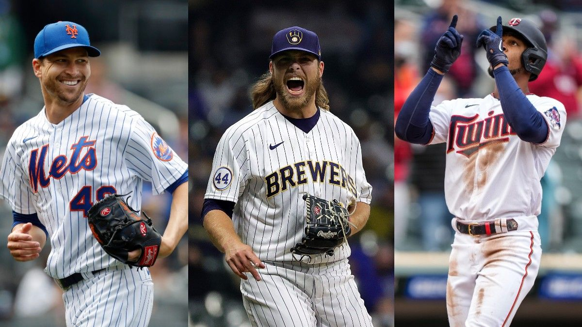 MLB Stock Watch: Notable Odds Changes for World Series, MVP & Cy Young as Season's First Month Ends article feature image