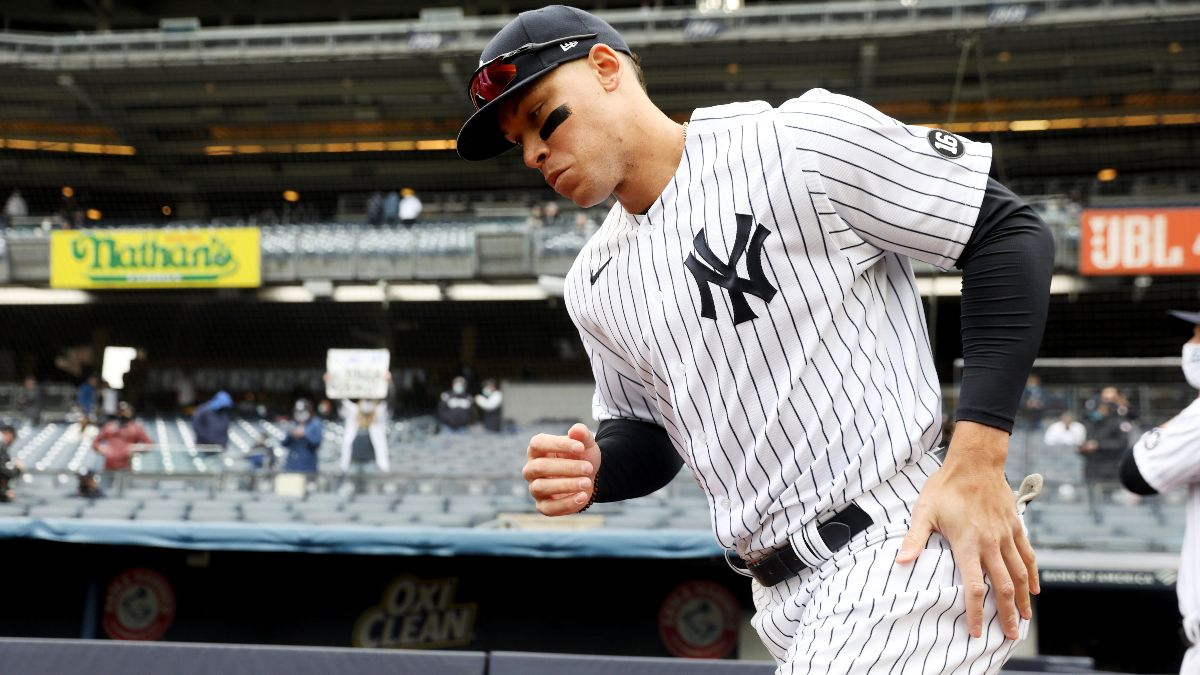 MLB Odds & Picks for Yankees vs. Rays: Back the Bronx Bombers to get to Rich Hill (Friday, April 9) article feature image