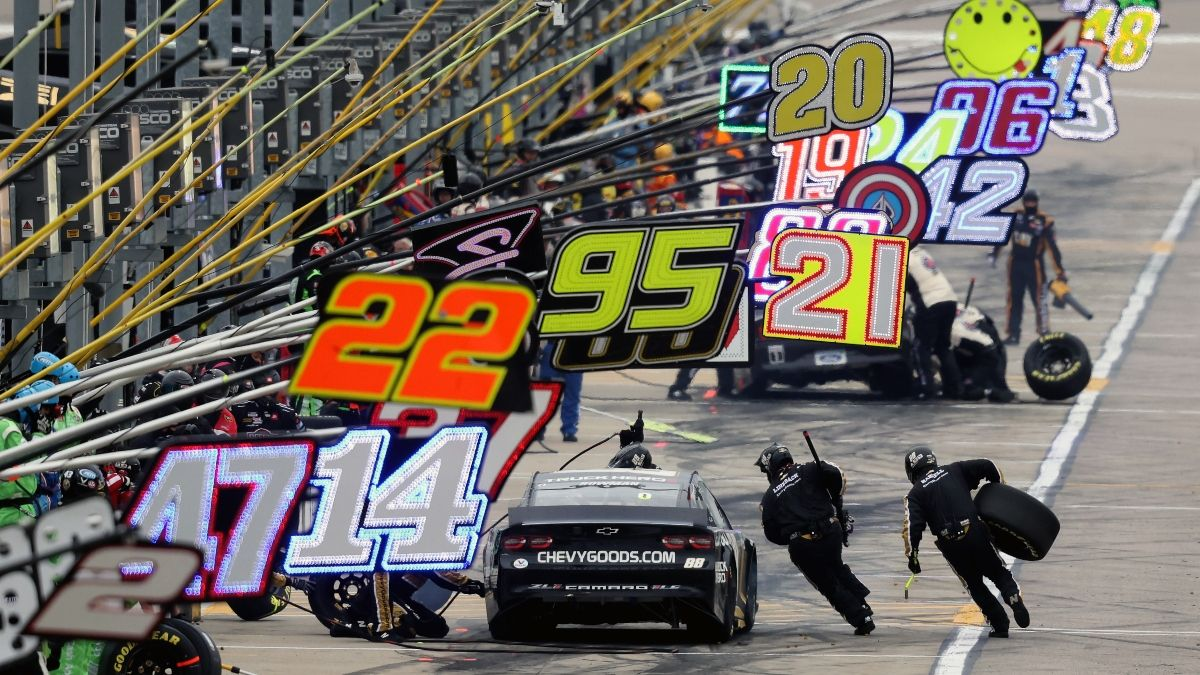 NASCAR at Kansas Betting Prediction: The Driver to Target for Sunday's (May 2) Buschy McBusch Race 400 article feature image