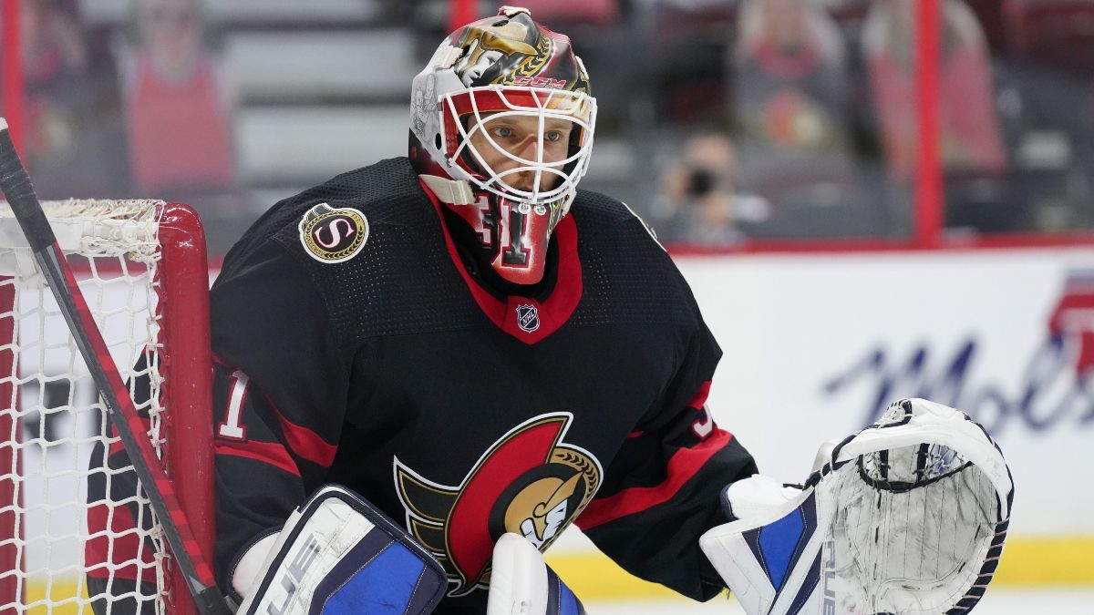 Canucks vs. Senators NHL Betting Odds & Pick: Why There's Value on Ottawa as a Home Underdog (Monday, April 26) article feature image