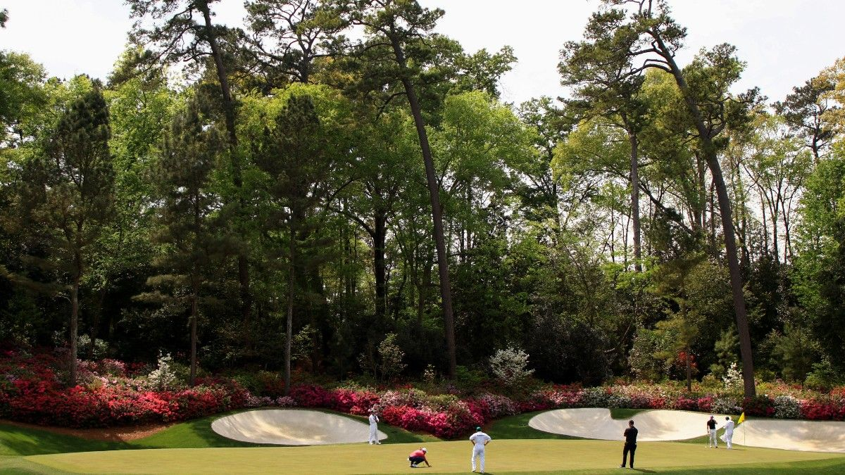 Friday Masters Weather Report & Forecast: Augusta Could Avoid Rain Until Evening (April 9) article feature image