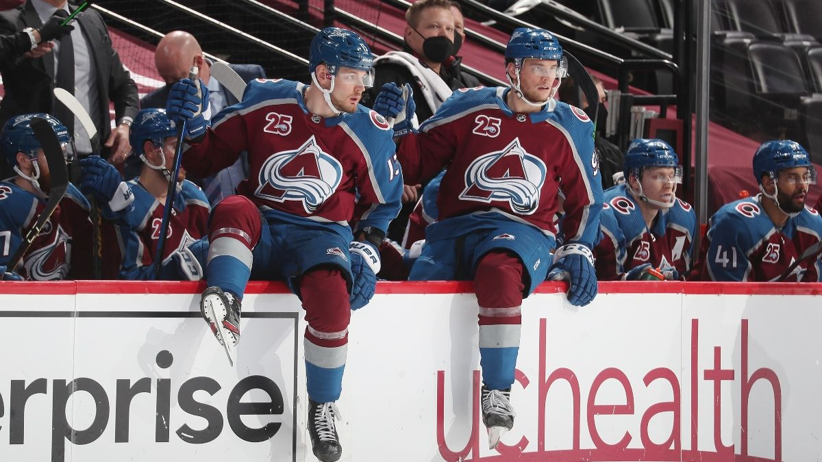 NHL Betting Odds & Picks: Coyotes vs. Wild, Blues vs. Avalanche (Wednesday, April 14) article feature image