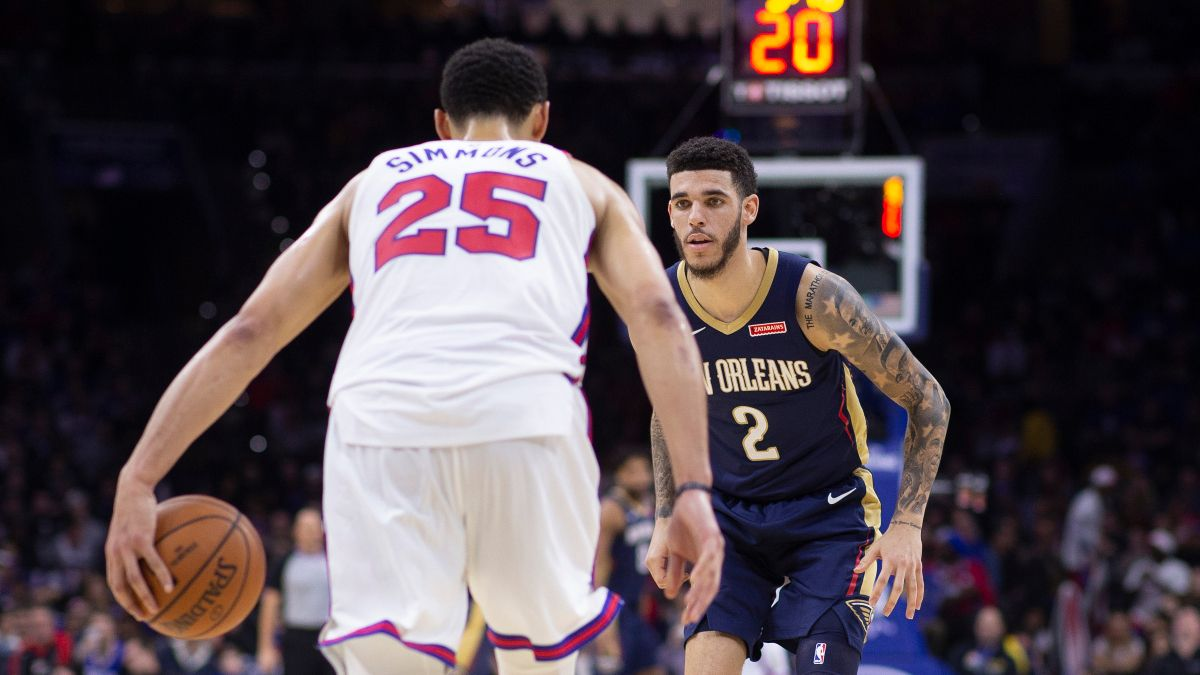 76ers vs. Pelicans Odds & Picks: Philly Has Edge On Friday Night article feature image